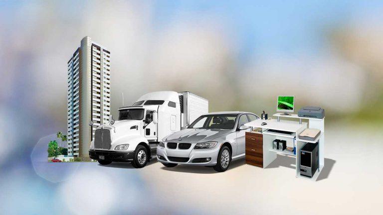 Control de activos fijos e inventarios